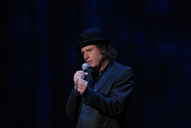 """Steven Wright Has Never Heard of """"DC Cupcakes,"""" Thinks Twitter Is Boring"""