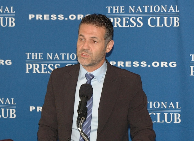 Novelist Khaled Hosseini Talks About the State of Refugees in the World
