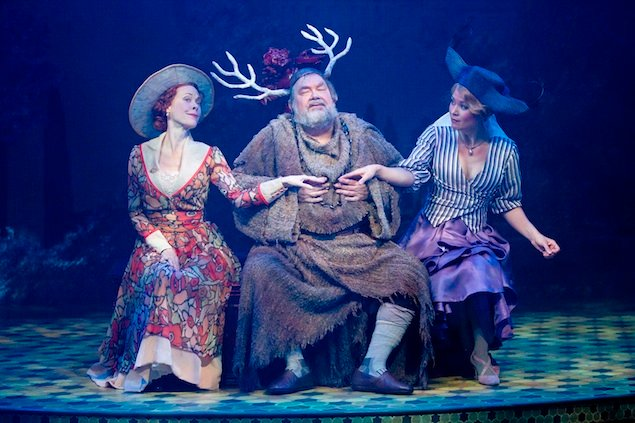 "Theater Review: ""The Merry Wives of Windsor"" at Shakespeare Theatre"