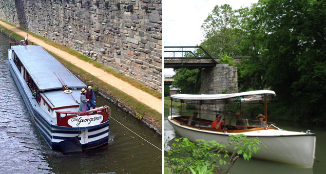 "Update: C&O Canal Barge ""The Georgetown"" to Receive Proper Farewell on Wednesday"