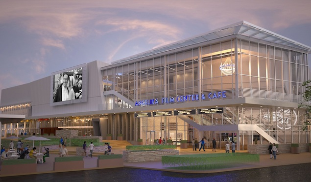 New York's Angelika Film Center Is Opening an Offshoot in Virginia
