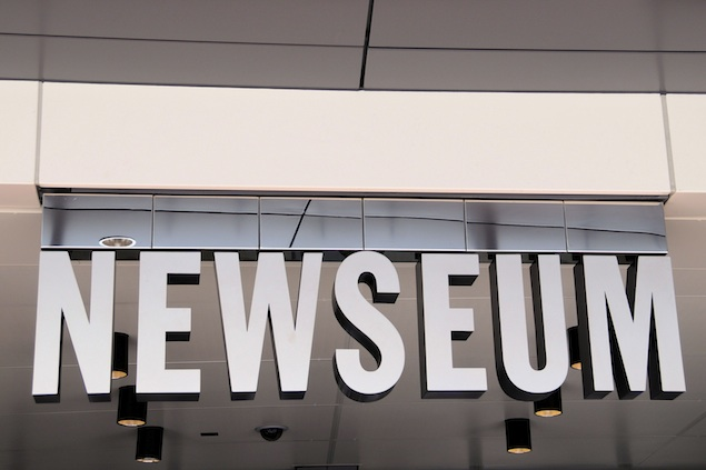 The Newseum to Offer Free Admission to Visitors 18 and Under