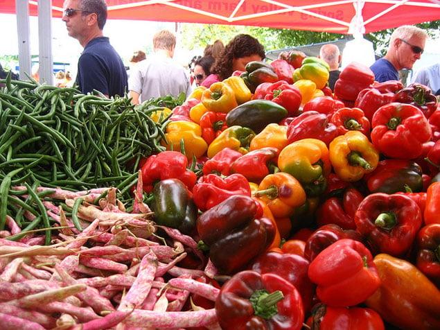 Best of Washington 2012: Six Top Farm Markets