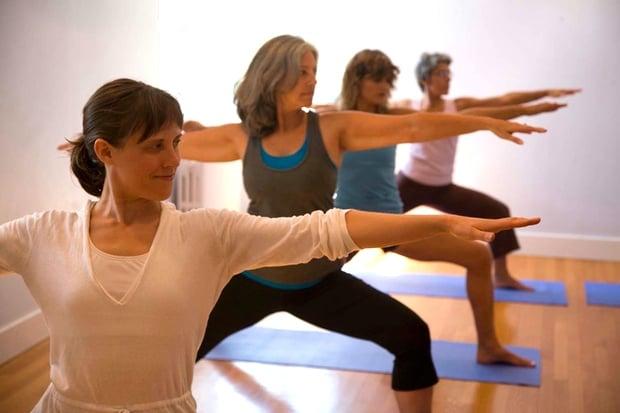 Free Yoga Classes Every Day Of The Week In Washington Washingtonian Dc