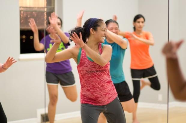 DoonyaFit Is Taking Over Dance Fitness Classes