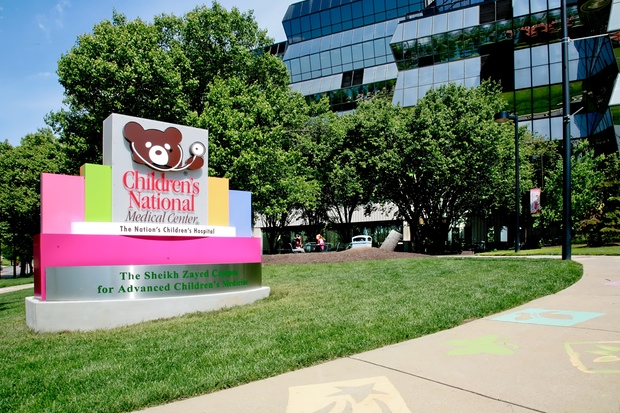 Children's National Gets Top Children's Hospital Ranking in Nation
