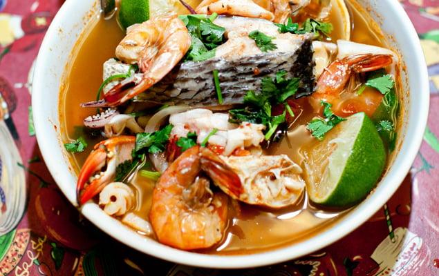 Cheap Eats 2012: La Sirenita