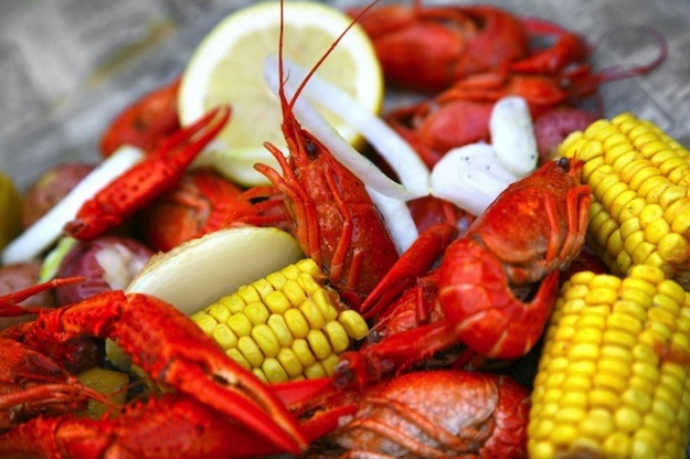 Evening Star Cafe Wants You to Come Eat Crawfish This Saturday