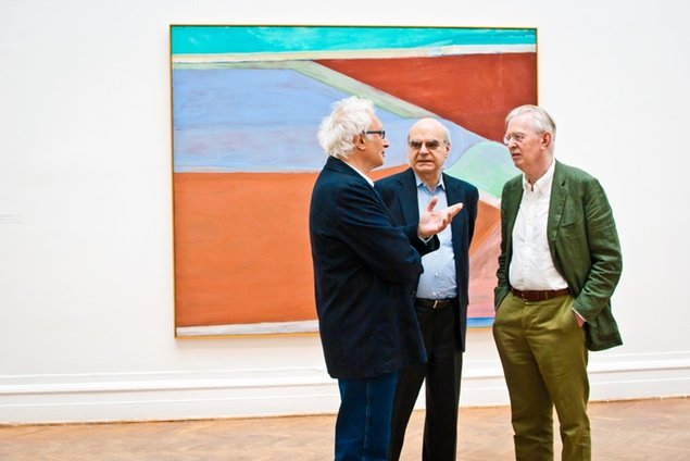 "Art Preview: ""Richard Diebenkorn: The Ocean Park Series"""