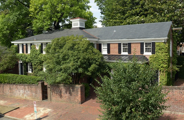 History for Sale: The Laird-Dunlop Coach House in Georgetown