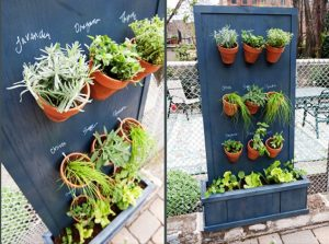 Small-Space Dwelling: Vertical Gardens