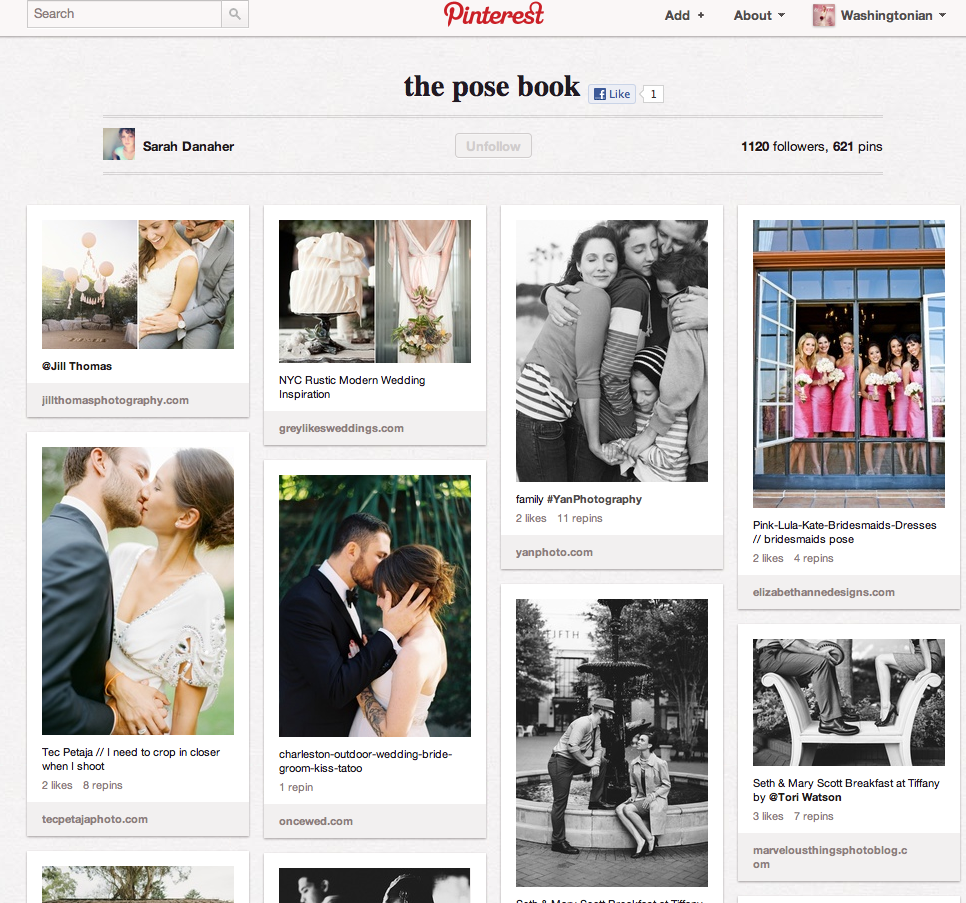 Tips for Using Pinterest to Make Your Dream Wedding a Reality