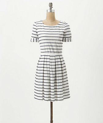 The Simple Striped Dress