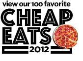 Cheap Eats 2012: Cuba de Ayer