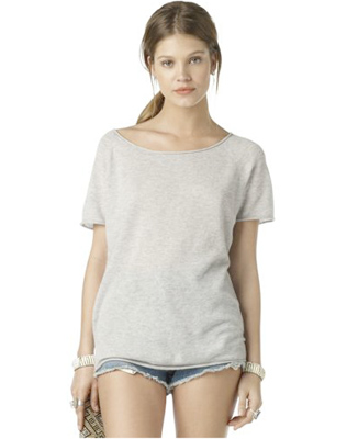 The Short-Sleeved Knit