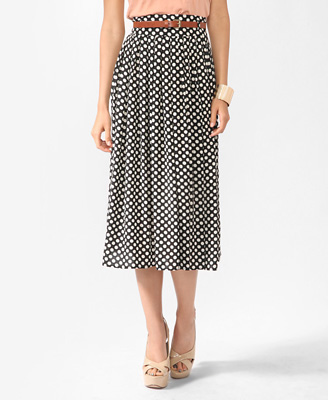 The Lightweight Midi Skirt
