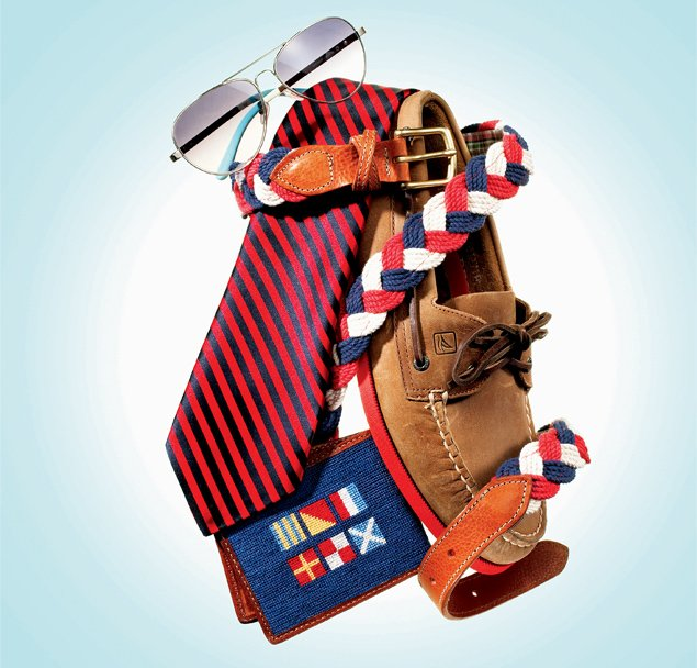 Starboard Style: Classic Nautical Pieces for Men Just in Time For Summer (Slideshow)