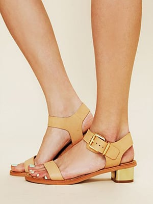 The Minimalist Sandal