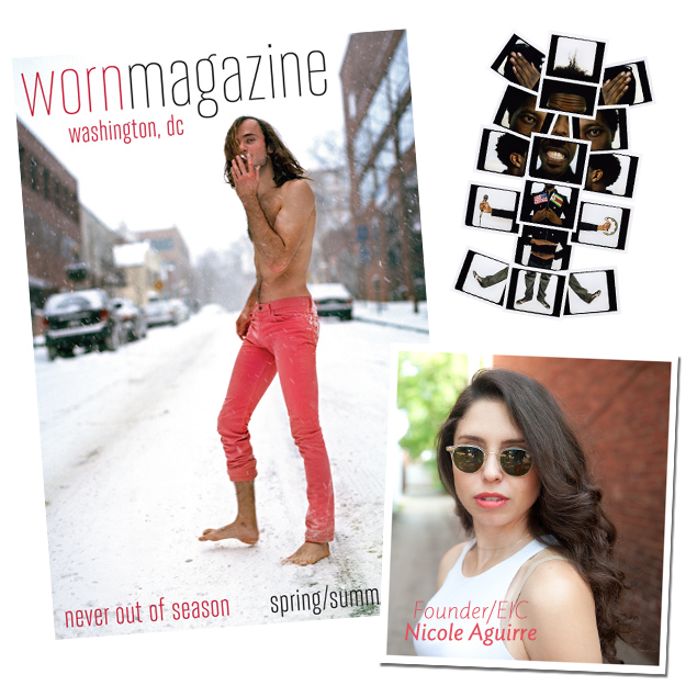 """Worn Magazine"" Is Back! And With New Plans for an E-Commerce Expansion"