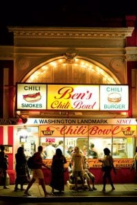 Guide to Washington, DC: 5 Iconic DC Eateries
