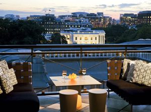 Guide to Washington, DC: Dining Out Al Fresco