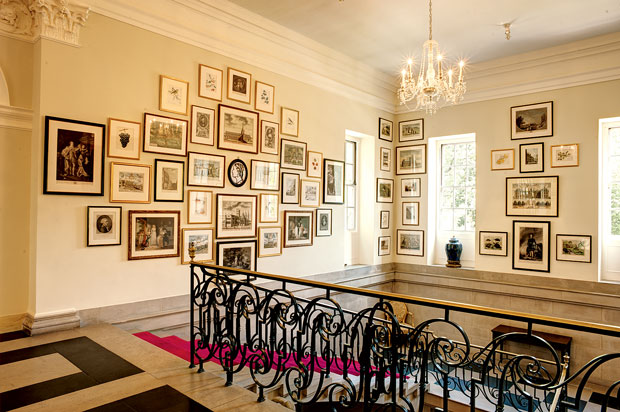 Look Again: British Embassy's Art Collection Gets a Makeover