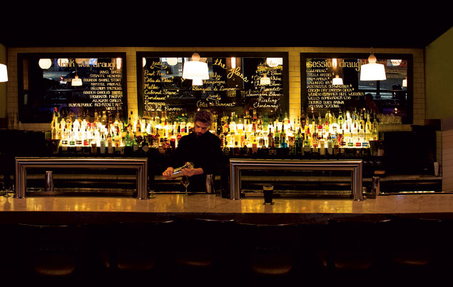 Best of Washington 2012: Best Bars Every Night of the Week