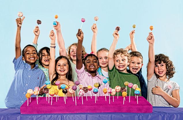 Best of Washington 2012: Let Them Eat Cake Pops