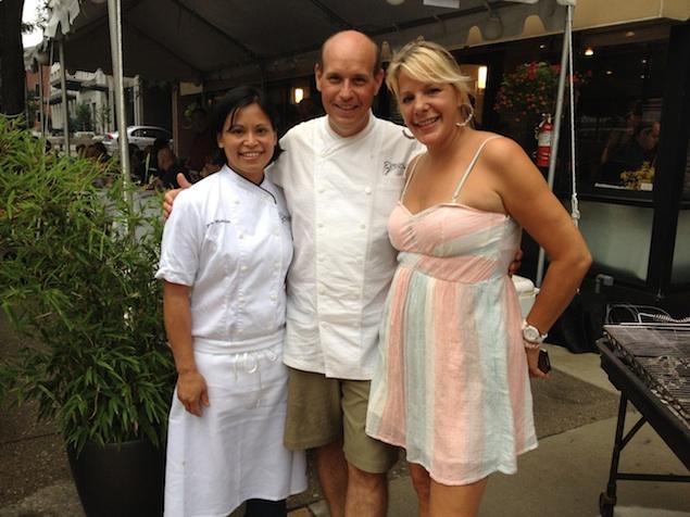Equinox Restaurant Celebrates Its Executive Chef