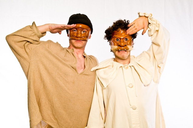 What to See at the 2012 Capital Fringe Festival