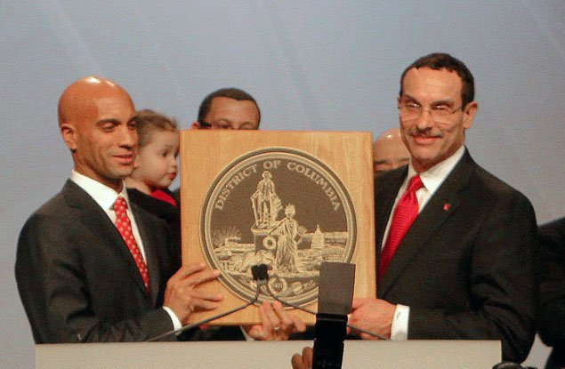 Mayor Gray's Elaborate, Illegal Scheme to Steal the Election