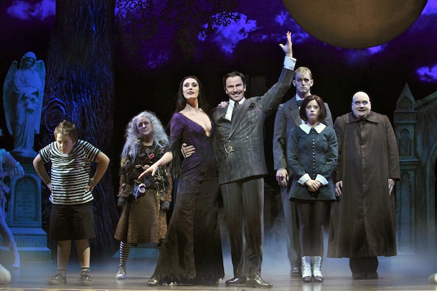 "Theater Review: ""The Addams Family"" at the Kennedy Center"