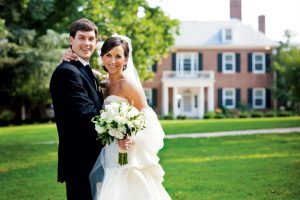 Real Wedding: Jamie and Nate