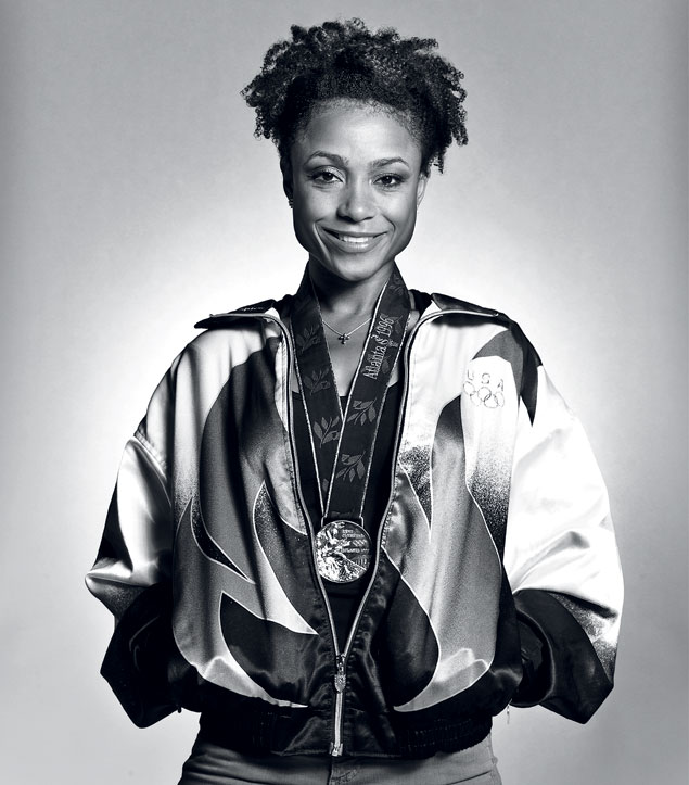 Olympic Moments: Dominique Dawes