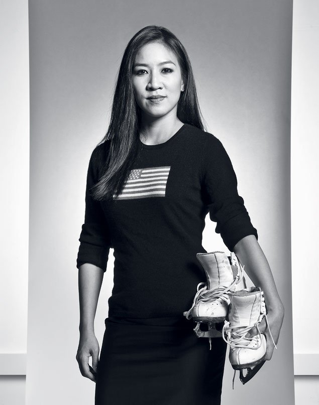 Olympic Moments: Michelle Kwan