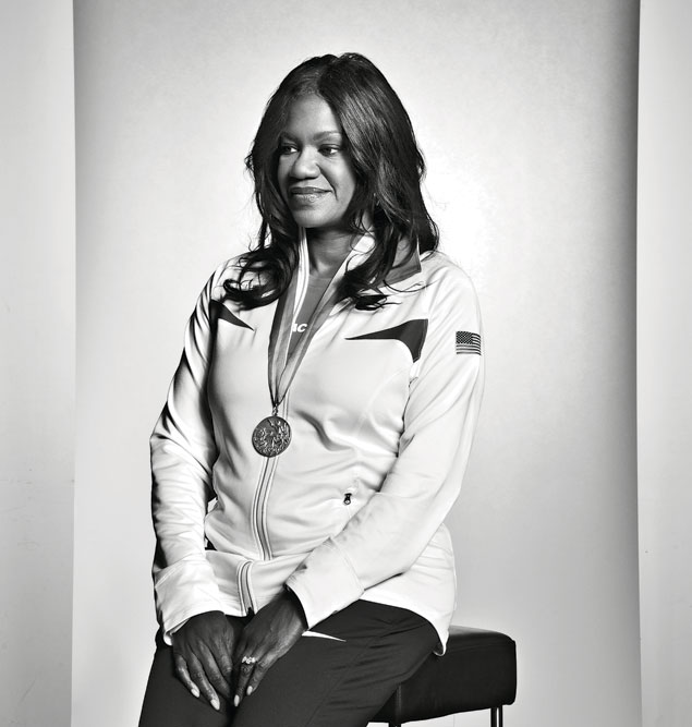 Olympic Moments: Benita Fitzgerald Mosley