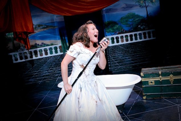 "Theater Review: ""Big Love"" at the Hub Theatre"