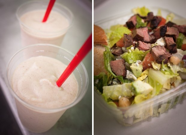 The Healthiest and Worst Salads at ThatSalata Food Truck