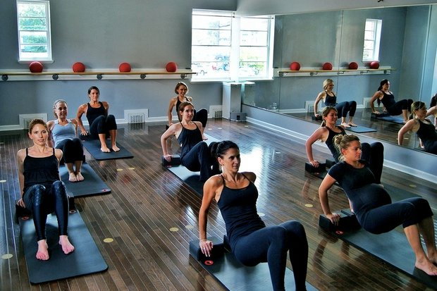 Review: Newest Studio Lava Barre Opens in Arlington