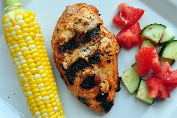Healthy Recipe: Tandoori Grilled Chicken
