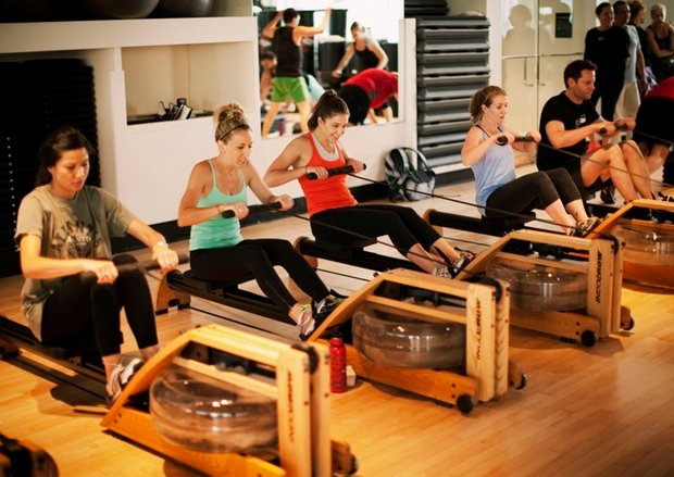 Train Like an Olympian at Equinox Bethesda's Shockwave Class