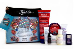 Want to Win 0 Worth of Kiehl's Goodies and Meet Sharon Stone?
