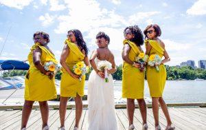 Real Weddings: Kyosha and Deric