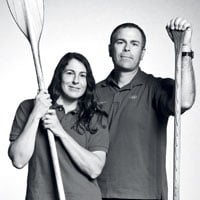 Alexandra and Mike Harbold