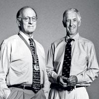Larry Hough and Tony Johnson