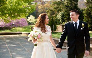 Real Weddings: Lina and Adam