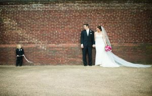 Real Weddings: Alexis and Andrew