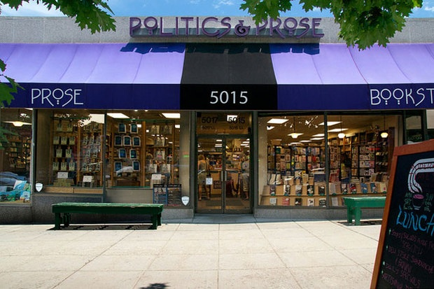 """Politics & Prose Chevy Chase Patron Complains Parliament's """"Chocolate City"""" Is Racist"""
