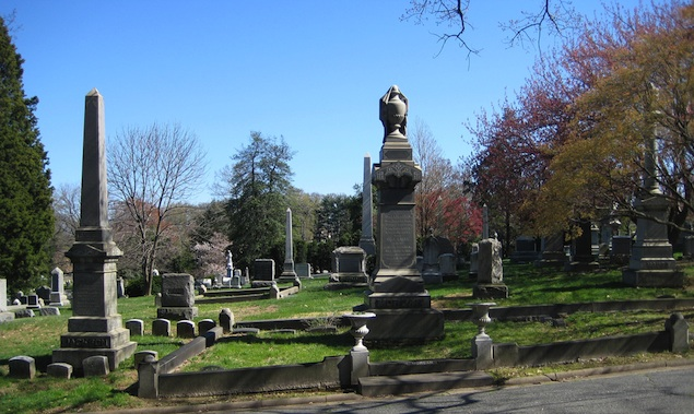 Gore Vidal Will Join Many Notables at Rock Creek Cemetery