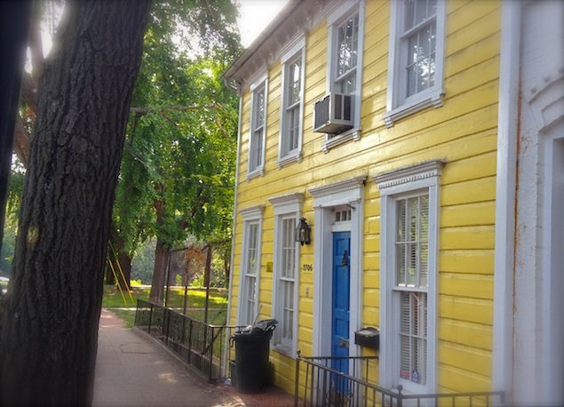 On Julia Child's 100th Birthday, We Stop By Her Georgetown House